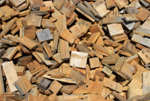 various wooded boards
